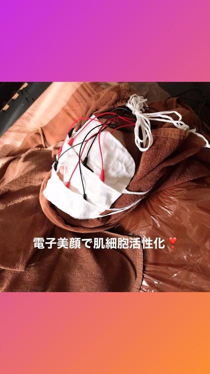 夏に向けて肌作り プライベートビューティーサロン蘭所属・松木のフォト