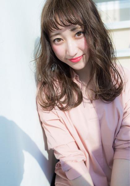 【美髪ケア☆人気コース】似合わせカット+再生美容液カラー+最高級トリートメント