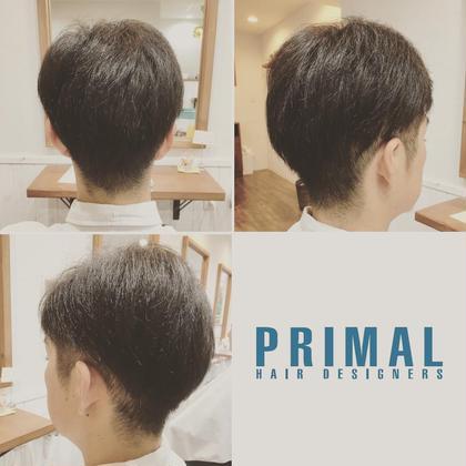 PRIMAL [プライマル]千葉店所属・佐瀬 竜矢/サロンマネージャーのスタイル