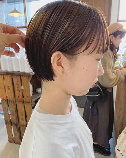 🔹再現性カット&最高級トリートメント🔹(コタの最高級トリートメントがお客様の髪質を今までにないうるサラ質感に!)