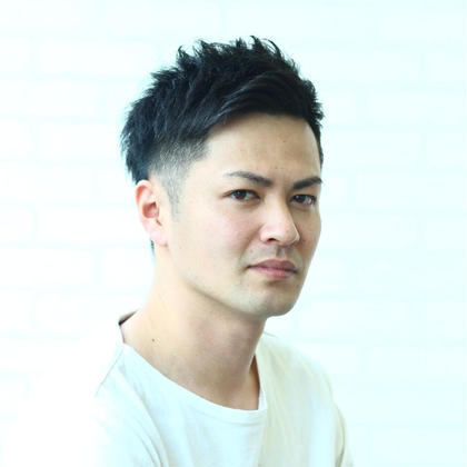 トレンドツーブロスタイル!! ヘアークリアー谷塚所属・石鳥孝男のスタイル