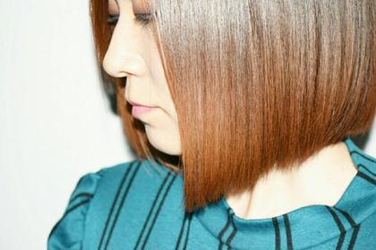 Hair&make brillante所属・佐藤MAHOのスタイル
