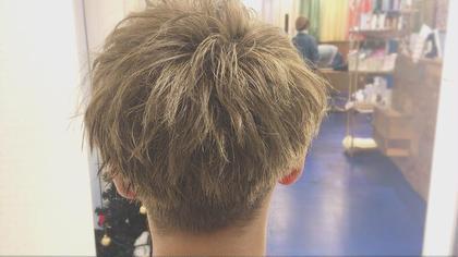 刈り上げてスッキリ!もてヘア! 鈴木志穂のメンズヘアスタイル・髪型