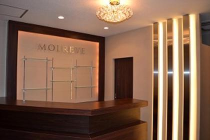 MOLREVE所属の井上 のマツエクデザイン