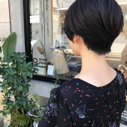 carre hair所属・大吉達也のスタイル