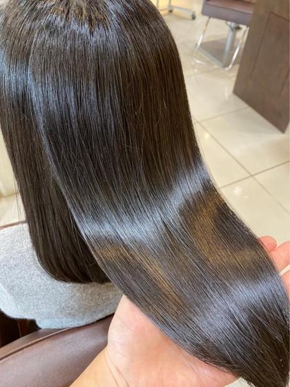 ✨🌷【人気】髪質改善🌷✨プラチナシステム🌷✨フォルテオリジナルのプラチナシステムです!熱を与える度に艶々に💖