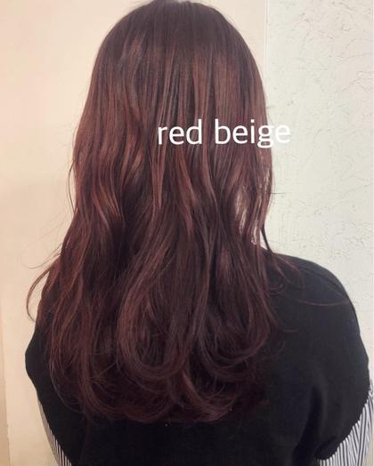 💛💗💜23日限定💛💗💜前髪カット+艶カラー+トリートメント🎀