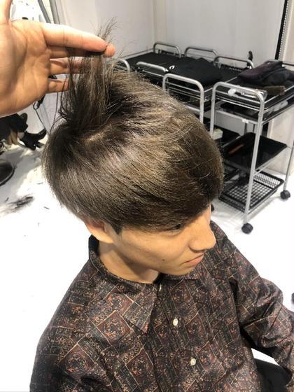 🔥【メンズ限定】🔥髪質改善トリートメント🔥