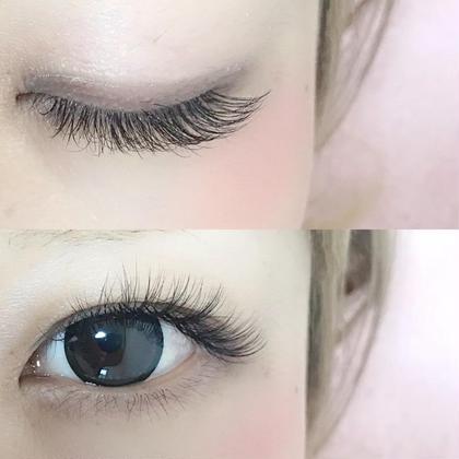 ♡eyelash♡ ・ #volumelashes ・ D8.9.10.11.12/0.07/100束 private eyelash salon chick所属・多久島由佳のフォト