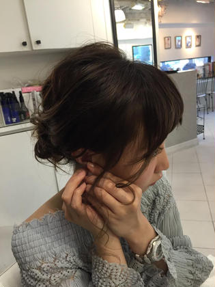 FEERIE est店所属・渡辺雄也のスタイル