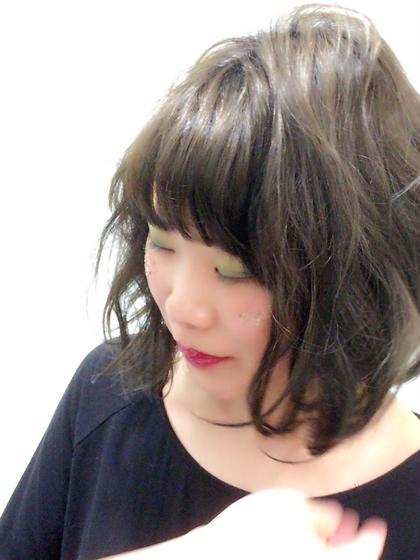 マット Hair&Beauty  theB所属・山田香織のスタイル