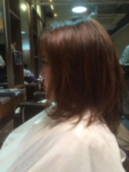 Hair Lounge by BEAREA所属・桜井美紀のスタイル