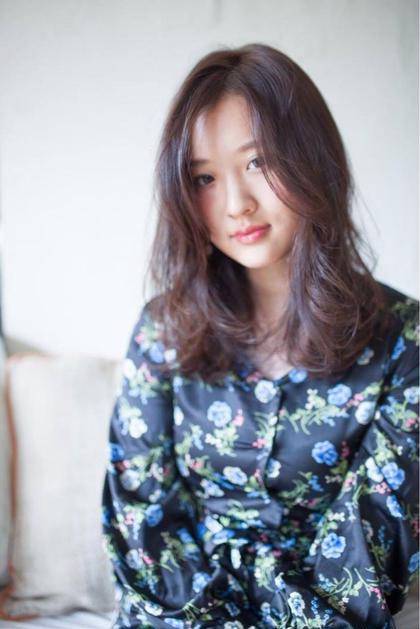 ex-fahairgarden所属・森水桃佳のスタイル