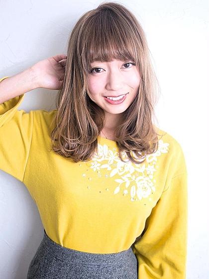 【最旬!!☆★】カット+カラー(N.カラーorアドミオ)+選べる極上SPA+潤Tr¥7280