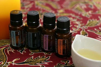 アロマは4種類からお選び頂けます♡ その日の気分や効能で毎回違う香りにするのもいいかも⤴⤴ ilabeautylagoon所属・BALINESEby ilaのフォト
