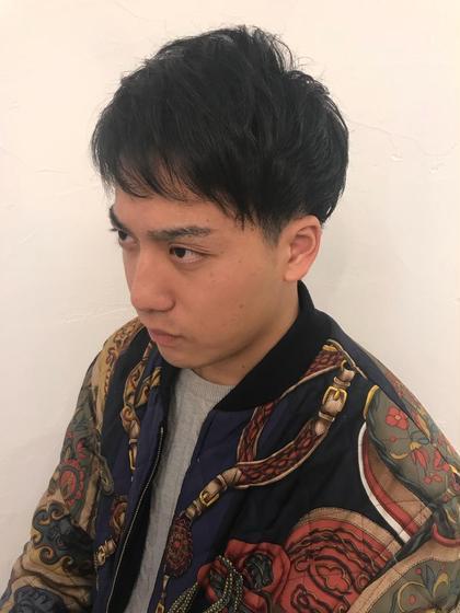 【men's 限定☺︎✂︎】カット(シャンプー、スタイリング込)