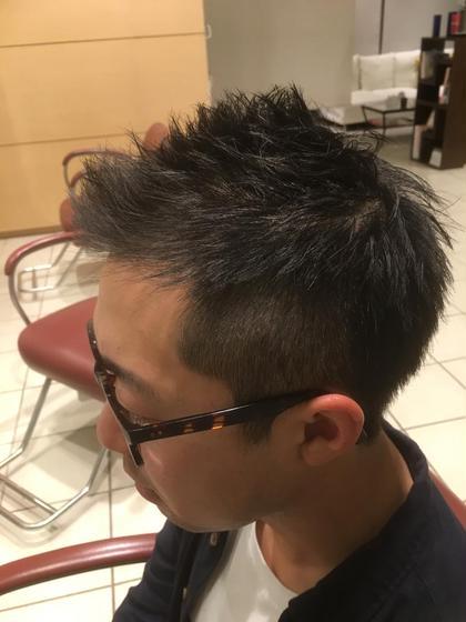 メンズカット EMU international 本店所属・伊藤裕美のスタイル