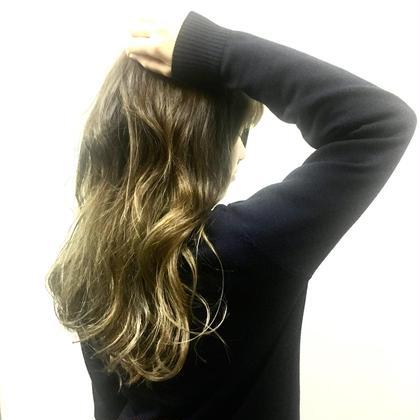 【欧米人風ハイ透明感】サファイアブルーカラー Cecil hair 福岡天神店所属・cecilhair店長 わたるのスタイル