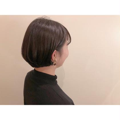 自然な柔らかさ☆縮毛矯正 & トリートメント&ナノスチーム