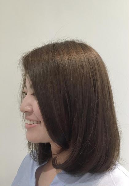 アッシュベージュ✨ NEO Hair 曳舟店所属・鶴岡大樹のスタイル