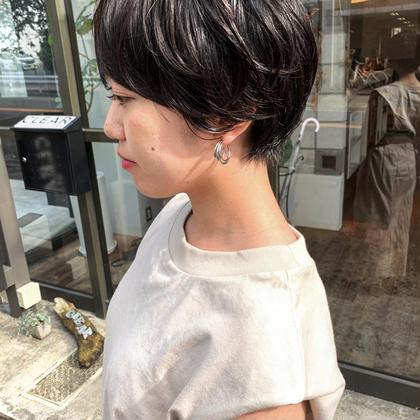 《新規》前髪パーマ!!でふんわりゲット☆翌日からのスタイリングが楽しみに・・・