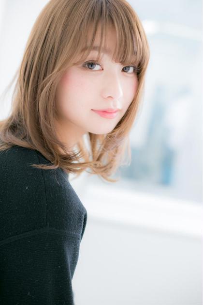 【ミニモ春きゅん】カット➕カラー➕サプリメント(前処理トリートメント&ナノスチーム)