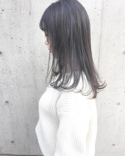 ☘【似合わせカット + 縮毛矯正 】+2stepトリートメント