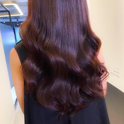 👑人気No.3👑似合わせカット+イルミナカラー+最高級髪質改善トリートメント