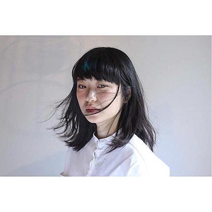楪yuzuriha所属・福士美咲のスタイル