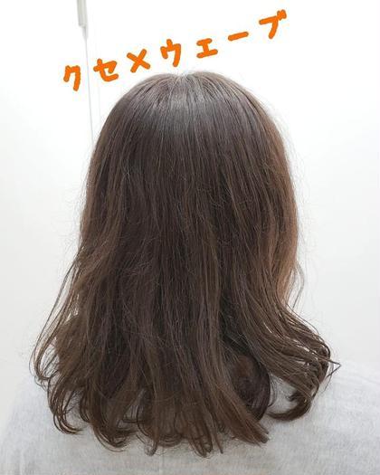【平日限定!】カット+カラー+2stepトリートメント=¥6480