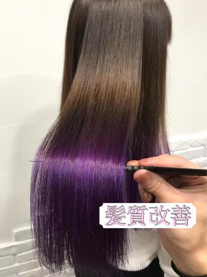 🌈新メニュー🌈🧜🏻♀️誰もが振り返る髪質へ🧜🏻♀️髪質改善メニュー🧜🏻♀️