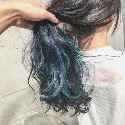 スペシャルカラー⭐️ オクリコウダイのヘアスタイル・ヘアカタログ