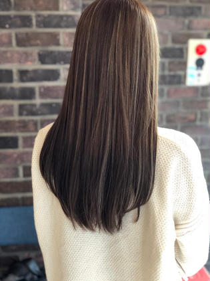 ❤️髪ツヤサラに❤️話題騒然✨生キューティクルパテ&5stepトリートメント【ヘアービューロン仕上げ】