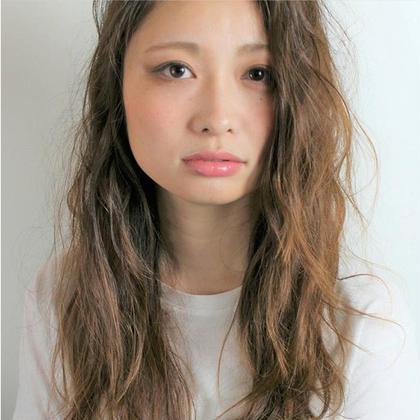 mod's hairオリジナルカラー【バレイヤージュ】 mod's hair札幌店所属・伊藤雪菜のスタイル