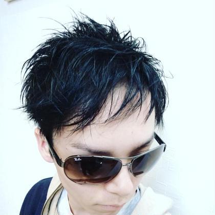 高校生カット&シャンプー