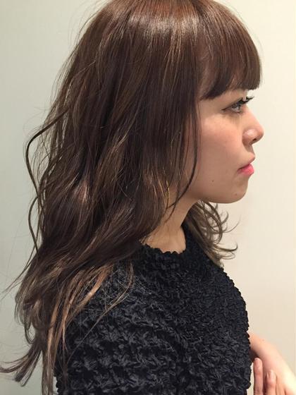hairsalon Athle所属・TeramuraKaoriのスタイル