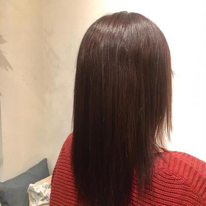 🌈カラーモデル募集中🌈[髪と頭皮に◎]オーガニックカラー(ワンカラー)+髪質改善Aujuaトリートメント