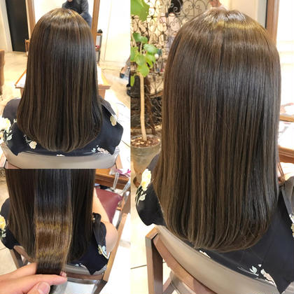 ❤️新規様限定❤️前髪カット・アディクシー・イルミナMIXカラー・TOKIOトリートメント&炭酸シャンプー[銀座]
