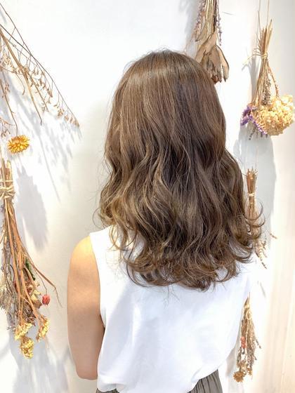 💎【初回&2回目】髪質改善!イルミナカラーorアディクシーカラー&モイストトリートメント💘