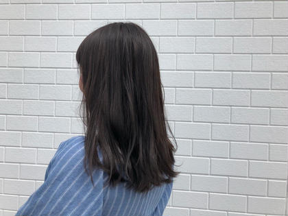 髪質改善カラー✨😊ホームケア付