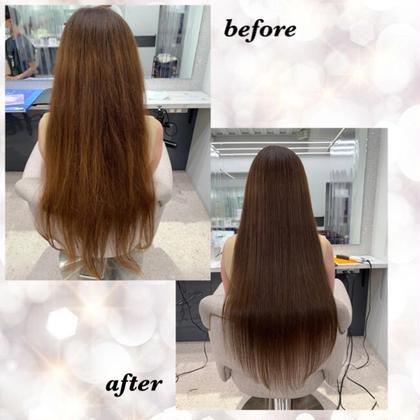 髪質改善コース✨☀️酸熱サブリミックトリートメント☀️✨