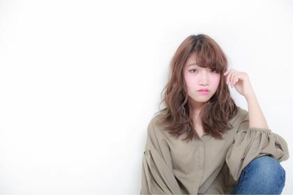 NYNY.co なんばパークス店所属・武居勇気のスタイル