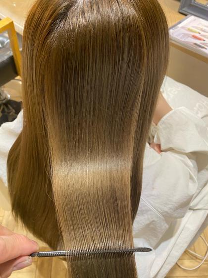✨ミニモ限定✨透明感カラー+トリートメント+前髪カット付き(上野)