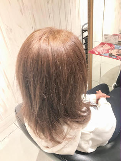 アッシュベージュ FENICE takasaki所属・酒井裕太のスタイル