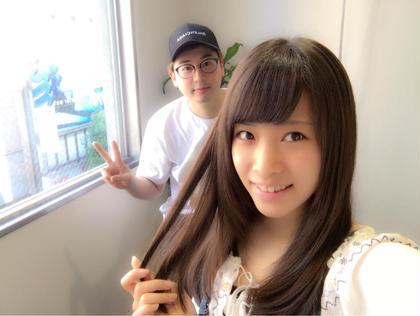 セミロング AKB48の市川愛美様