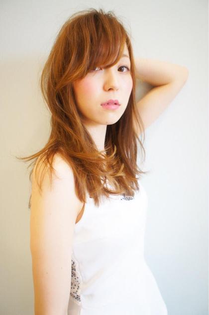 emu salon所属・森美紗嬉のスタイル