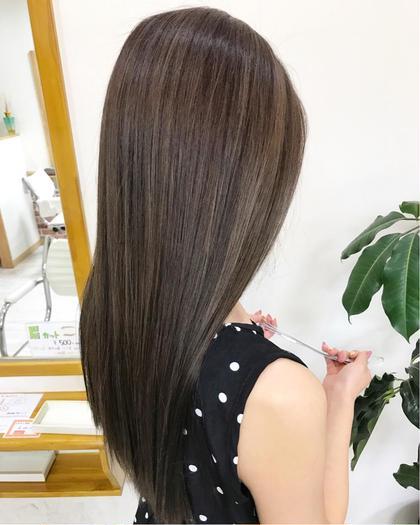 初回限定❗️髪質改善&カット&保潤トリートメント