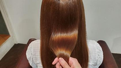 【⚠️ブリーチ毛も可】毛髪修復酸性ストレート___ハイダメージの方〜健康毛の方まで、全ての髪をダメージレスに艶髪に