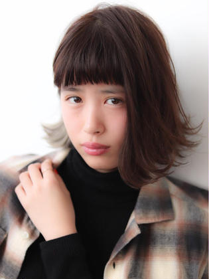 ✨50%OFF✨♣️前髪カット+前髪縮毛矯正+スペシャルケア2stepトリートメント♣️