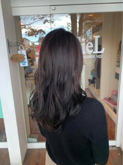[学割U24]前髪カット+カラー